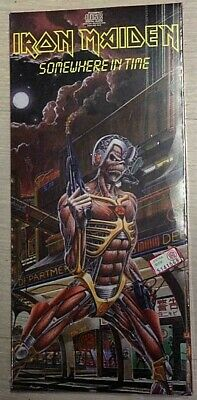 Iron Maiden ‎– Somewhere In Time - CD LONGBOX USA 077774634120 - SELEAD MINT