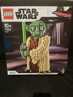 LEGO 75255 Star Wars Yoda (Brand New In Box)