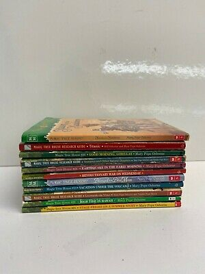 1 Book Magic Tree House Home School Children's Chapters