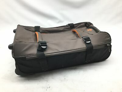 Timberland Twin Mountain Duffle With Wheels- 22, 26, 30 Inch Size Suitcase Lugga