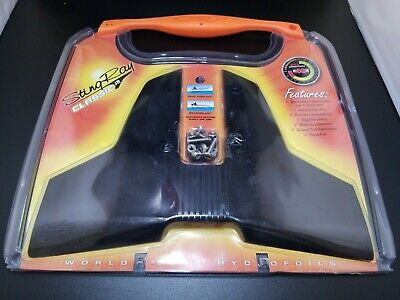 StingRay Classic Hydrofoil Black 25 HP and Up SR-1 MD