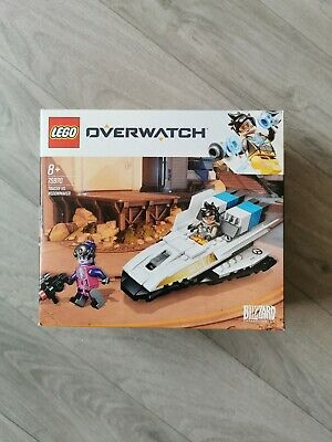 LEGO Overwatch Tracer Minifigure from 75970 OW001