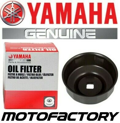 OIL FILTER /& REMOVAL TOOL YAMAHA XV1700 A Road Star 2004-2009