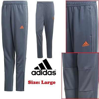 Adidas Mens Condivo 18 Sports Football Soccer Pants Trousers Tracksuit Bottoms L