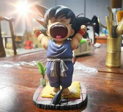 DMS Studio Dragonball Good Morning Kid Goku Resin Statue Collectable Toy New