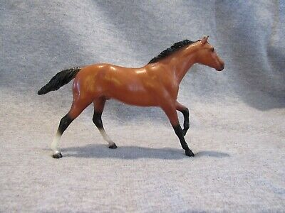 Breyer #719051 Parade of Breeds 1989 JCP Holiday Catalogue Thoroughbred