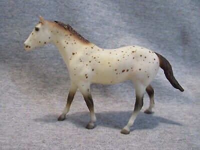 Breyer #713267 Quarter Horse stallion red leopard JCP 1988 paddock pal