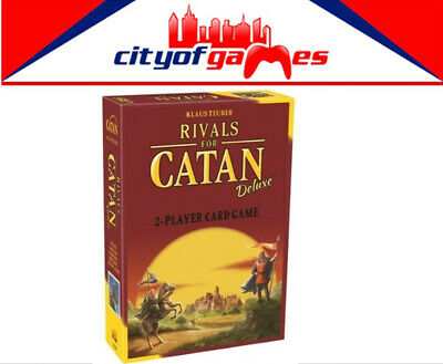 Rivals for Catan Deluxe Board Game Brand New
