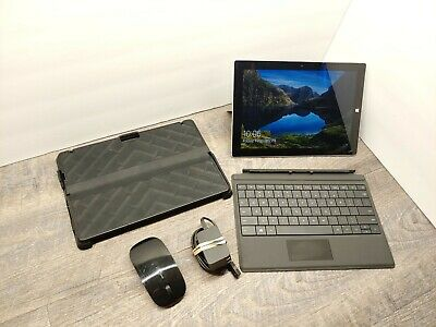 Microsoft Surface 3 128GB 4GB RAM Windows 10  BUNDLE+FREE SHIPPING!!
