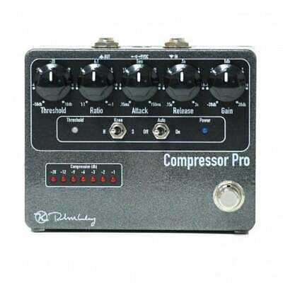 Keeley KE-CPRO Compressor Pro - Studio quality compression in a stompbox