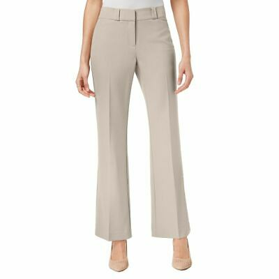 ALFANI NEW Women's Short Length Curvy Fit Dress Pants TEDO