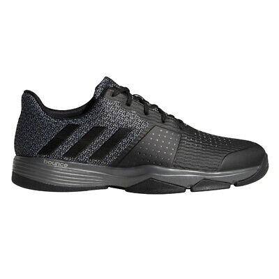 NEW Mens Adidas Golf Adipower S Bounce Shoes Black / Black / Onix -Pick Your Sz