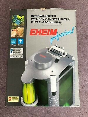 EHEIM Professional 2227 wet/dry canister filter – used, in excellent condition