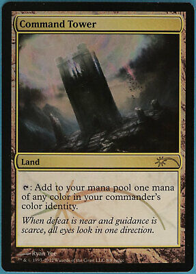 Land C15 Commander 2015 Mtg Magic Common 1x x1 1 PreCon Command Tower
