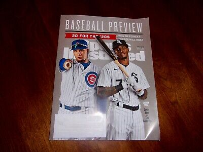 Sports Illustrated Spring 2020 Baseball Preview Cubs Baez White Sox Anderson