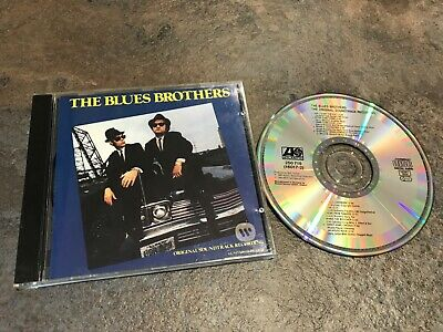 The Blues Brothers - Original Soundtrack Recordings (CD,1986)