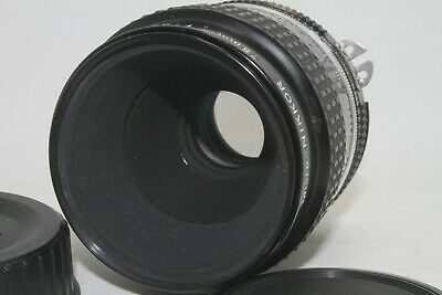 Nikon Micro NIKKOR 55mm f/2.8 Ai-S Manual Focus Prime Lens [Exc+++] From JAPAN