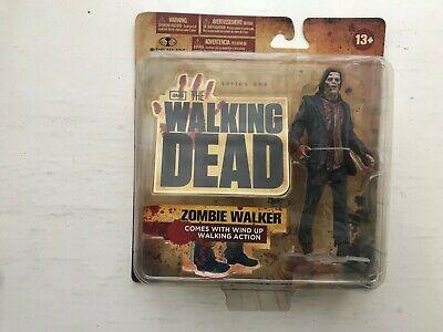 Walking Dead TV AMC série 7.5 grippe WALKER ZOMBIE Figure McFarlane Toys