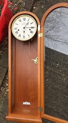 Clock Sewills Liverpool with Franz Hermle Movement for repair