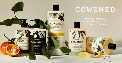 Cowshed Gift Card Voucher Ecard