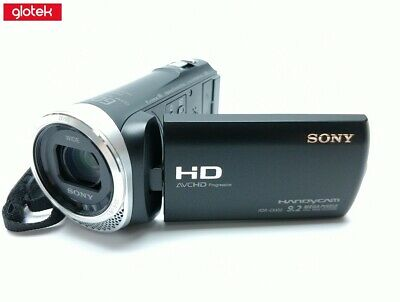 Sony CX450 HD Camcorder *MINT CONDITION!*  #3430
