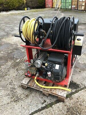 Robojet Water Jetting Unit WX Van pack - WXPack - Power Washer - Petrol Engine