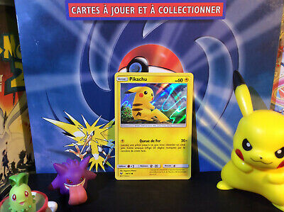 Carte Pokemon Pikachu Holo PROMO 28/73 SL3.5 Legendes Brillantes Coffret Raichu