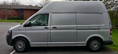 VW Transporter T5 4motion T30 High Roof LWB 4x4 Camper Expedition