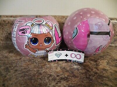 LOL Surprise Glam Glitter Ultra Rare Kitty Queen Doll New Complete Sealed
