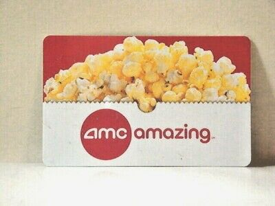 $25 AMC Theatres Gift Card Ships FAST via USPS 1st Class w Tracking!!