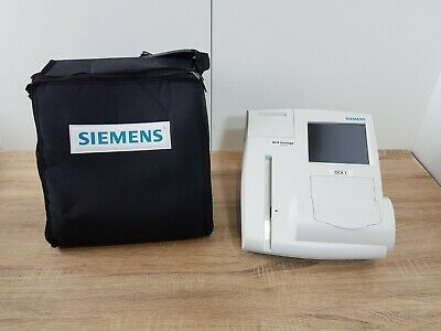 siemens dca vantage analyzer SW V4.4.0.0 with printer and optical cartridge