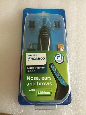 Philips Norelco NT3000 Nose, Series 3000 Ears and brows Trimmer  NT3000/49 - NR