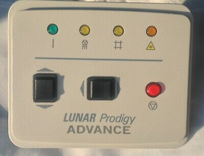 Control Panel For Ge Lunar Prodigy Advance Bone Densitometry