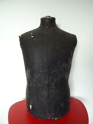 ancien mannequin homme COUTURE STOCKMAN SIEGEL model taille 48 mode SGDG