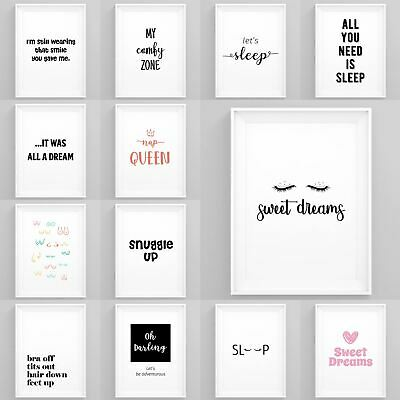 Bedroom Wall Art Quotes Framed Bedroom Prints Modern Pictures Home Décor