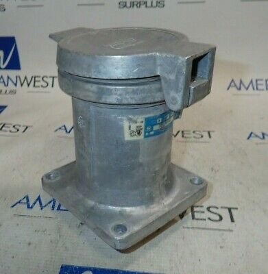 Cooper Crouse Hinds AR1041S22 Receptacle 100A 4W 4P 3R