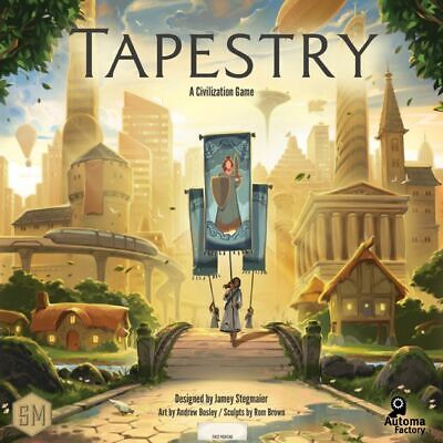 Tapestry - 3rd Printing - Stonemaier Games