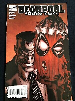 SUICIDE KINGS #4 1ST PRINTING BAGGED /& BOARDED MARVEL COMICS DEADPOOL 2009