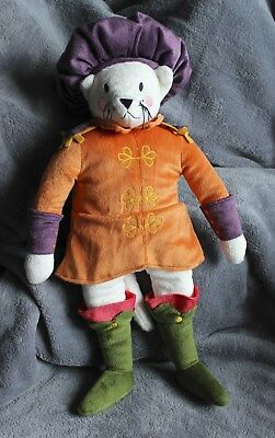 IKEA Ridderlig Soft Toy Mouse plush plushie Shakespeare Court Puss Boots HT