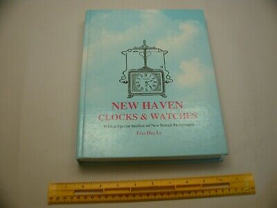 Book 1,272 – New Haven Clocks & Watches by Tran Duy Ly