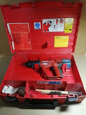 Hilti DX A 40 Powder Acuated Concrete Nail Gun