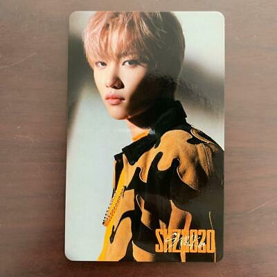 SKZ2020 Stray kids straykids Japan cd album Felix photocard photo card