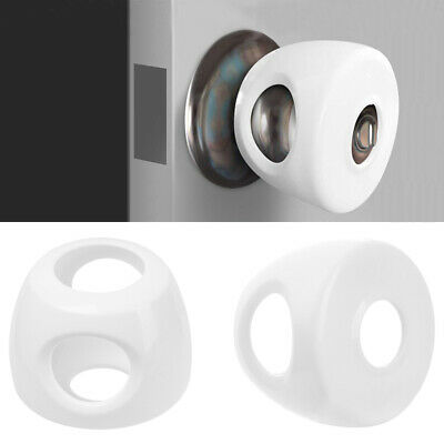 Stopper Doorknob Lock Baby Safety Door Handles Cover Prevent Kids Open Door