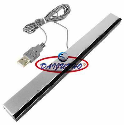 Wired Sensor Bar with USB Cable Practical for Nintendo Wii / Wii U