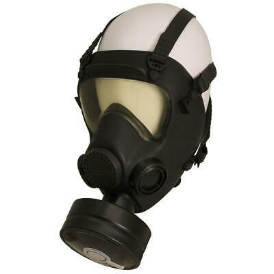 Mp5 - Polish Gas Mask  With Filter And Haversack