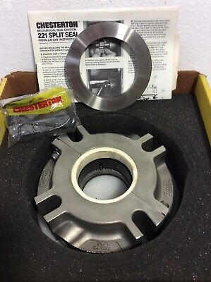 New Chesterton 221 High Performance Split Seal 22 Shaft Size 2.750""