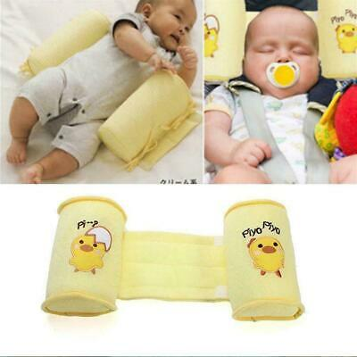 Nursing Pillow Baby Safe Infant Cotton Anti Roll Pillow Baby Support Crib B N4A0