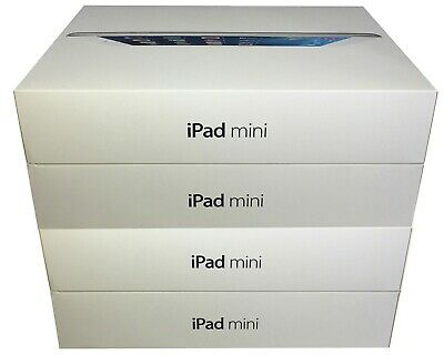Apple iPad Mini 64GB, 7.9-inch, Black and Slate, Wi-Fi Only, Open Box and Bundle