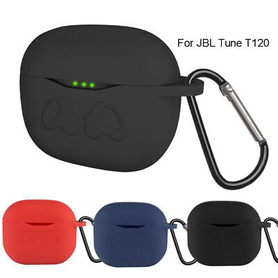 Shell Soft Silicone Cover For JBL Tune T120 TWS Wireless Bluetooth Earphones