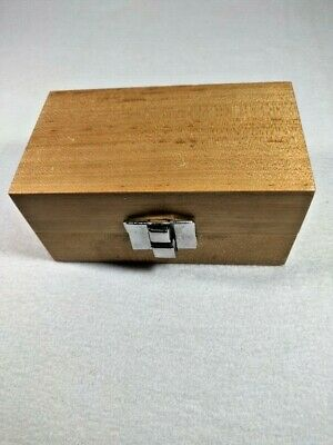 Brown and Sharpe Ultra Precision Adjustable Angle Block with wood box